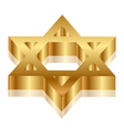 Star of david vector | Price: 1 Credit (USD $1)