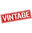 Vintage square grunge stamp