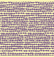 seamless abstract pattern thin thread with vector image vector image