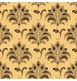 Seamless paisley pattern with persian styled vector image vector image