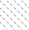 steel knife pattern vector image vector image