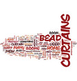 bead designs text background word cloud concept vector image vector image