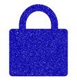 lock icon grunge watermark vector image