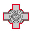 st george vector image vector image