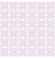 seamless pink guilloche background vector image vector image