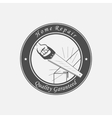 icon for the repair of houses and apartments vector image