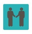 Agreement icon vector image vector image