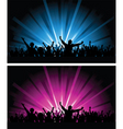 Crowd scenes vector | Price: 1 Credit (USD $1)