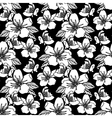 Seamless pattern with flowers stock vector image