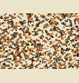 camouflage pattern background texture military vector image vector image