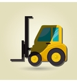 construction machinery design vector image vector image