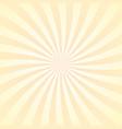 sun rays background yellow radiate sun beam burst vector image