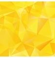 yellow triangle abstract background
