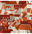 city seamless vector image