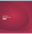 abstract light red background vector image vector image