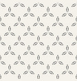 abstract seamless pattern of geometric shapes vector image vector image