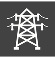 Power Line vector image