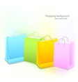 Background with shopping bags vector | Price: 1 Credit (USD $1)