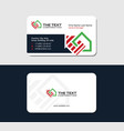 business card for sale residential real estate vector image vector image