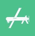Icon military drone