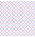 nice seamless pattern tiling sweet red blue vector image vector image