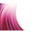 abstract violet waves vector image vector image