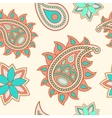 Paisley pattern Decorative ornament vector image