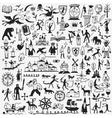 History fairy tale doodles