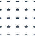 pan icon pattern seamless white background vector image vector image