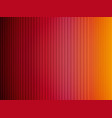 purple red yellow stripes background with shadow vector image