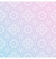 Beautiful pink ornamental background vector image