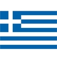 Greece flag vector | Price: 1 Credit (USD $1)