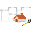 project design concept vector image