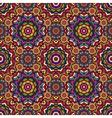 bright circular geometric seamless kaleidoscope vector image vector image