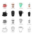 crockery kitchen sets and other web icon in vector image vector image