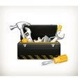 Black toolbox vector | Price: 1 Credit (USD $1)