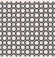 monochrome texture geometric seamless pattern vector image vector image