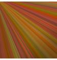 multicolored sunray background design vector image vector image