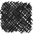 Black and white texture abstract background vector image