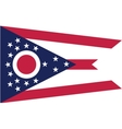 Ohio flag vector | Price: 1 Credit (USD $1)