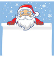 Santa greeting card vector | Price: 1 Credit (USD $1)