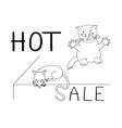 hot sale humor vector image vector image