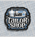 logo for tailor shop