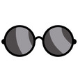 sunglasses pair object vector image