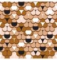 butt in panties pattern vector image vector image