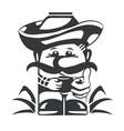 milkman vector image