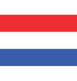 Netherland vector image