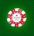 online casino banner online casino gambling vector image