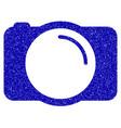 Photo camera icon grunge watermark