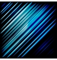 Abstract dark blue vector image vector image